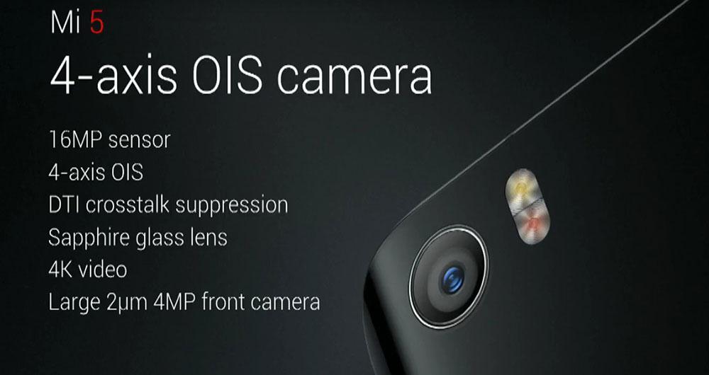 با ویژگی های جالب دوربین گوشی Mi 5 آشنا شوید