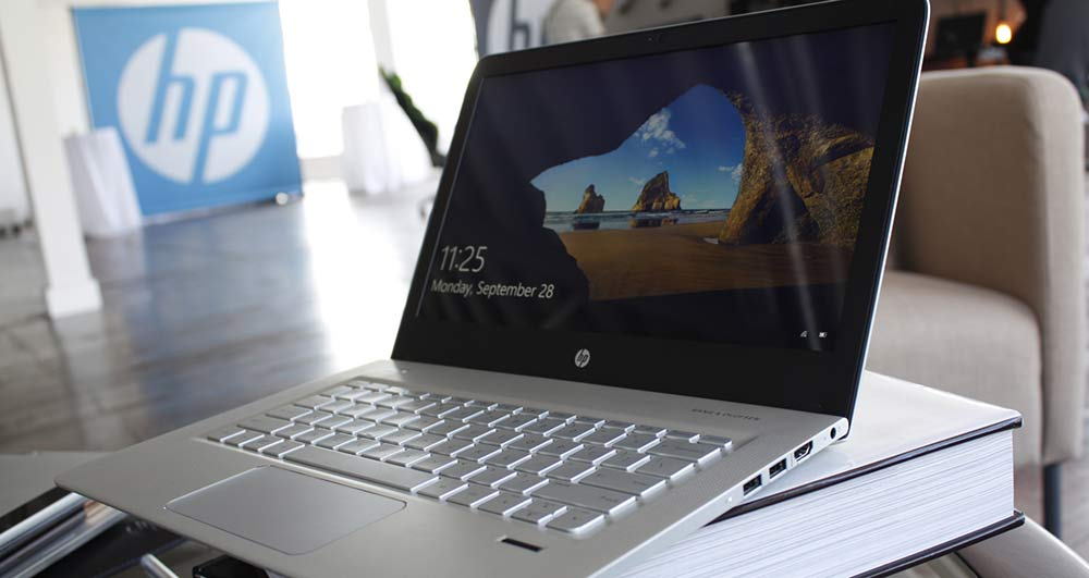 مروری بر لپ تاپ HP Envy13