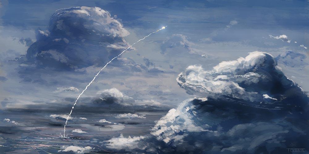 موشک های بالستیک خطر برخورد شهاب سنگ ها به زمین را از بین می برند