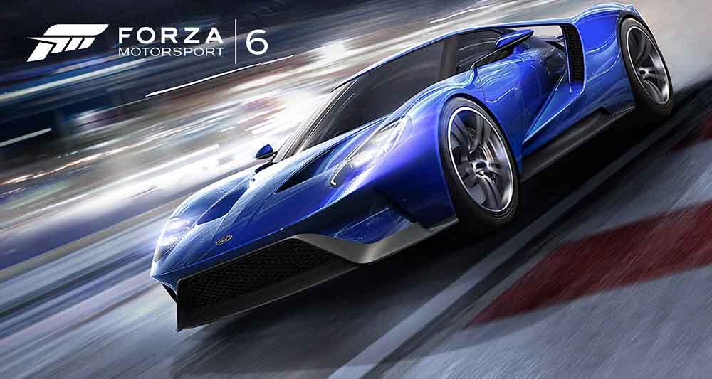 بسته الحاقی جدید Forza Motorsport 6 لو رفت