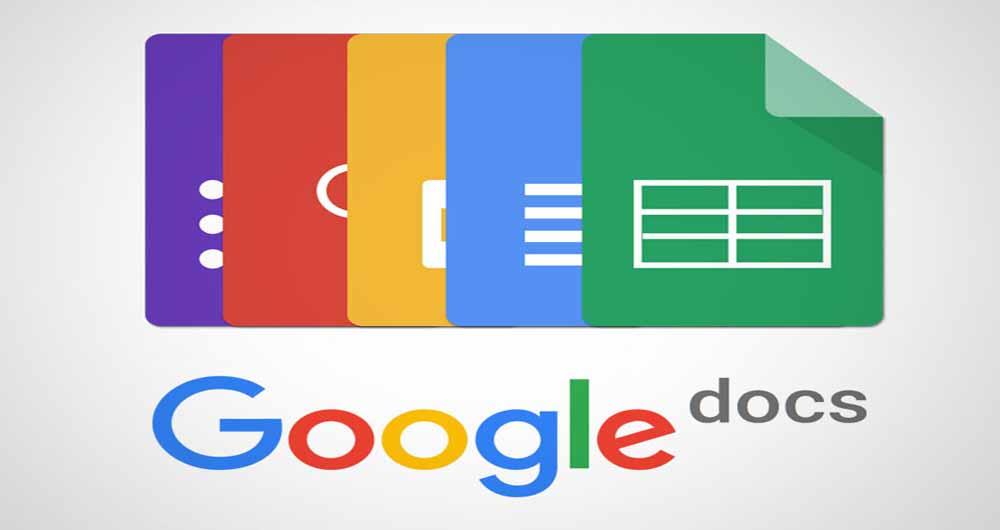 انجام کار ها در گوگل Docs با دستور صوتی