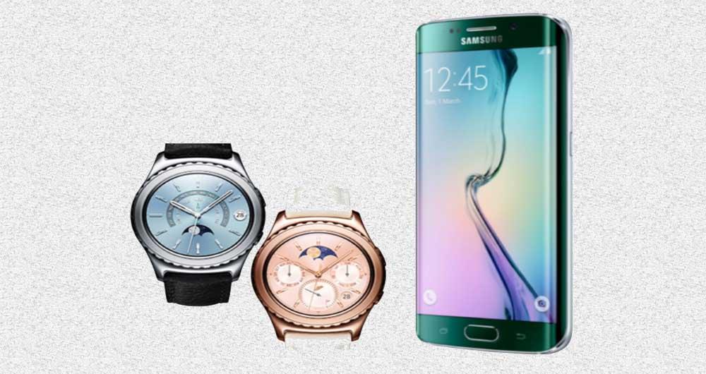 Galaxy S6 Edge و Gear S2 جوایز بهترین های سال گذشته را از آن خود کردند