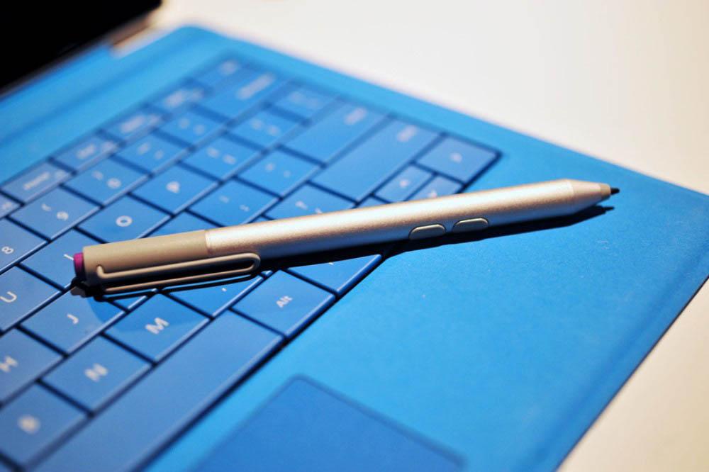 مایکروسافت استایلوسی با قابلیت تشخیص رنگ و بافت اشیاء معرفی کرد