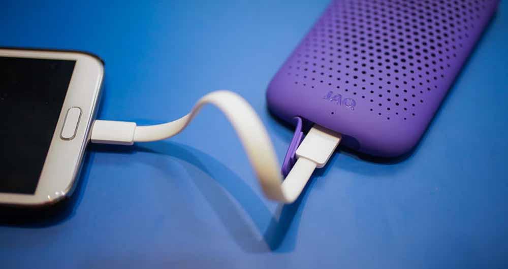 گوشی خود را بدون استفاده از برق شارژ کنید