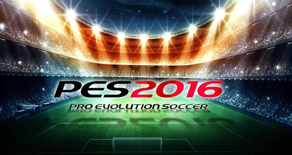 نسخه رایگان PES 2016 برای PC منتشر شد