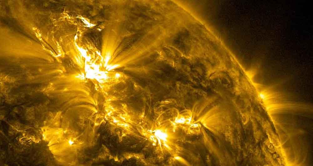 اسرار میدان مغناطیسی خورشیدی