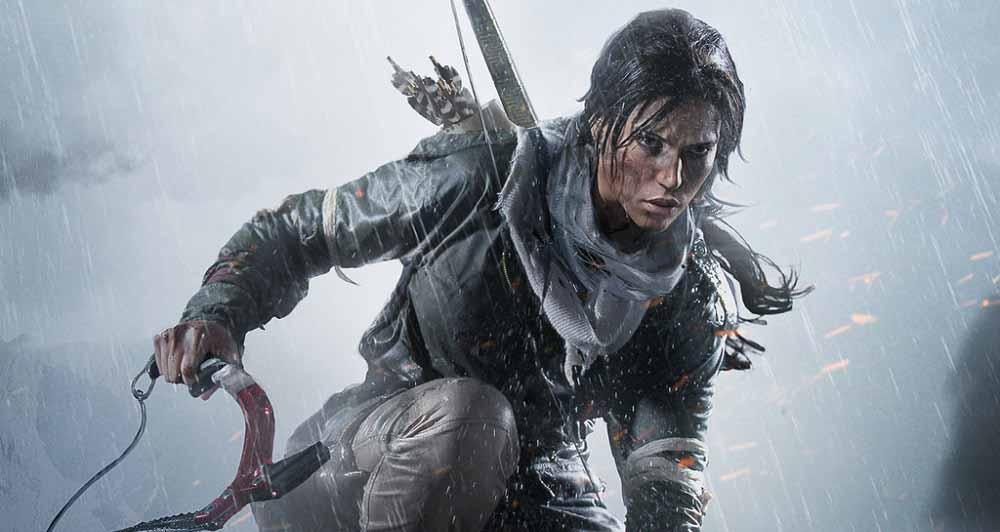 تاریخ انتشار نسخه PS4 بازی Rise of Tomb Raider مشخص شد