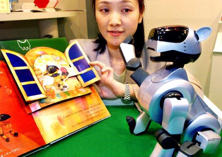 ربات ها برای یادگیری اصول اخلاقی کتاب می خوانند!