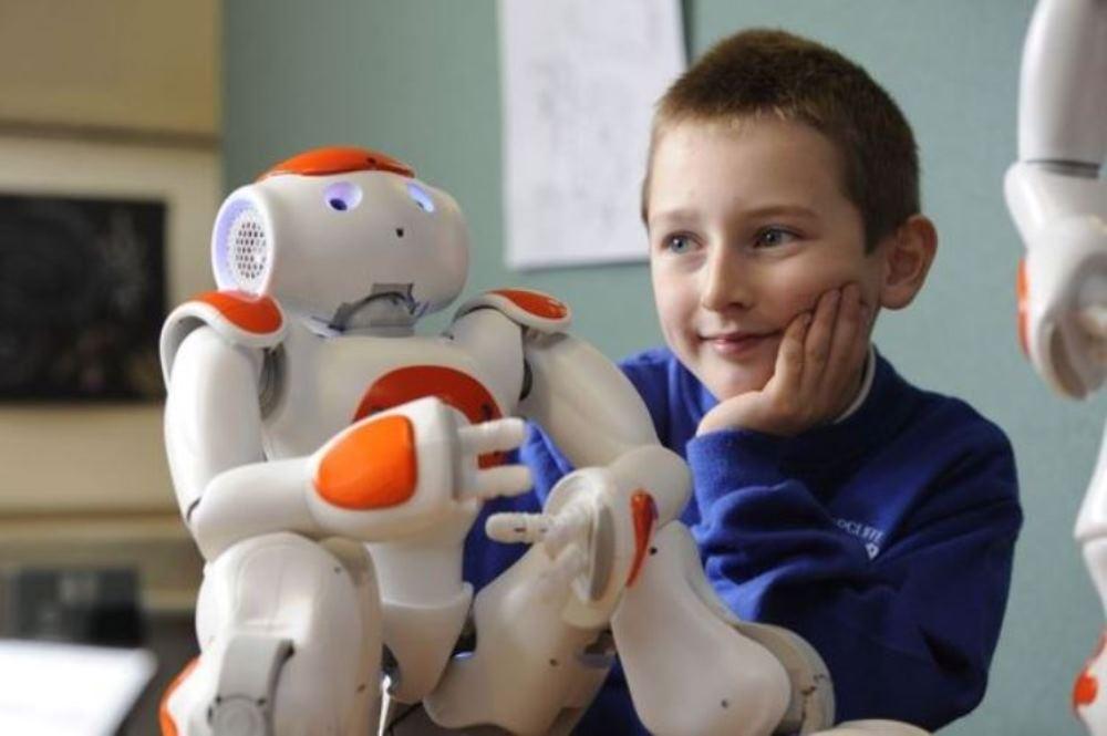 ربات ها خوش اخلاق می شوند!