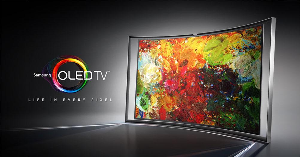 تلویزیون های OLED سامسونگ در ماه می رونمایی می شوند
