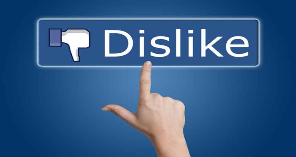 واکنش ها به دکمه Dislike فیسبوک همچنان ادامه دارد