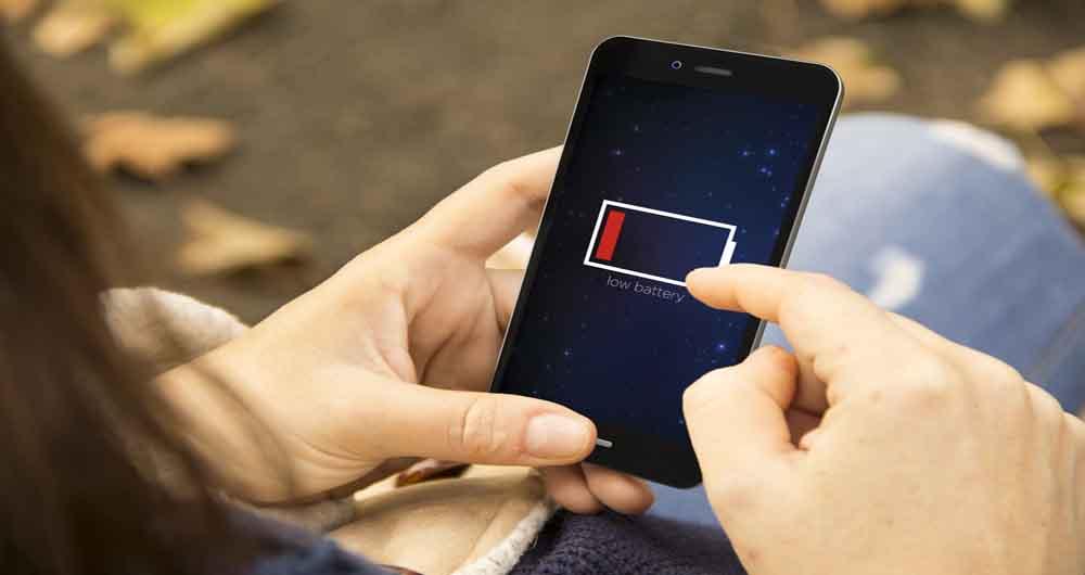 استفاده 7 روزه از گوشی تنها با یک بار شارژ
