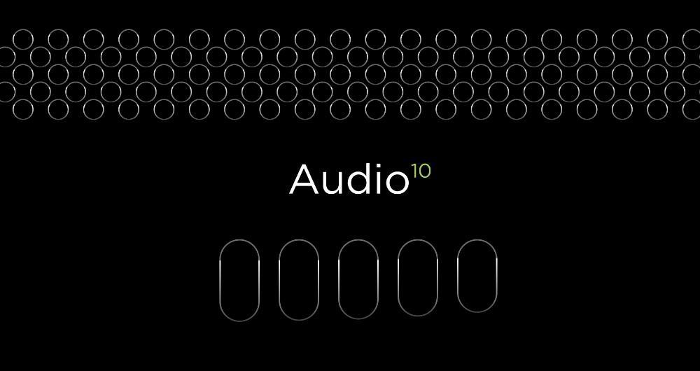 تیزر جدید اچتیسی از قابلیت پخش صوتی بالای گوشی HTC 10 خبر میدهد