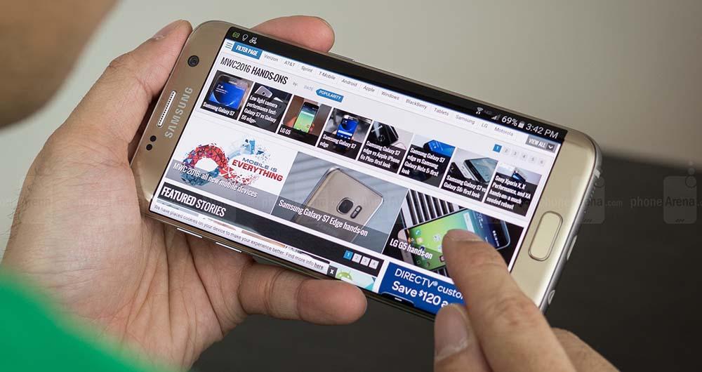 چرا گلکسی S7 Edge سامسونگ کیفیت یک گوشی ۸۰۰ دلاری را ندارد؟!