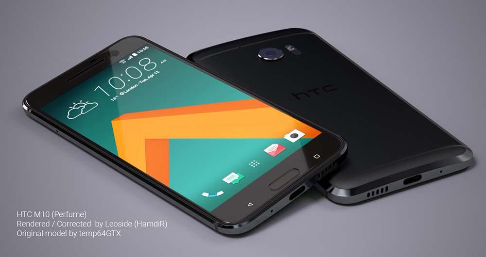 نسخهای از گوشی HTC 10 به تراشه اسنپدراگون ۶۵۲ و رم ۳ گیگابایتی مجهز میشود