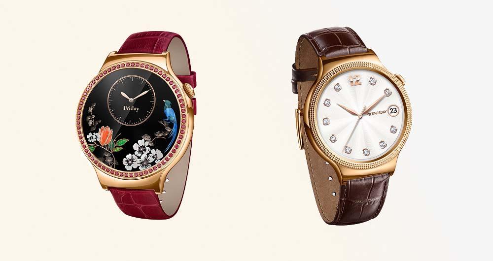 انتشار تصاویر دو مدل جدید از ساعت هوشمند هوآوی در سایت چینی زبان این شرکت!