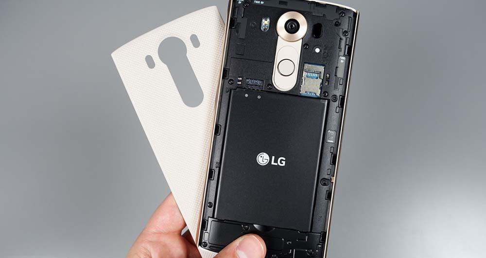 باتری اکسترنال جدید ۹۰۰۰ میلی آمپر ساعتی برای گوشی LG V10 عرضه میشود