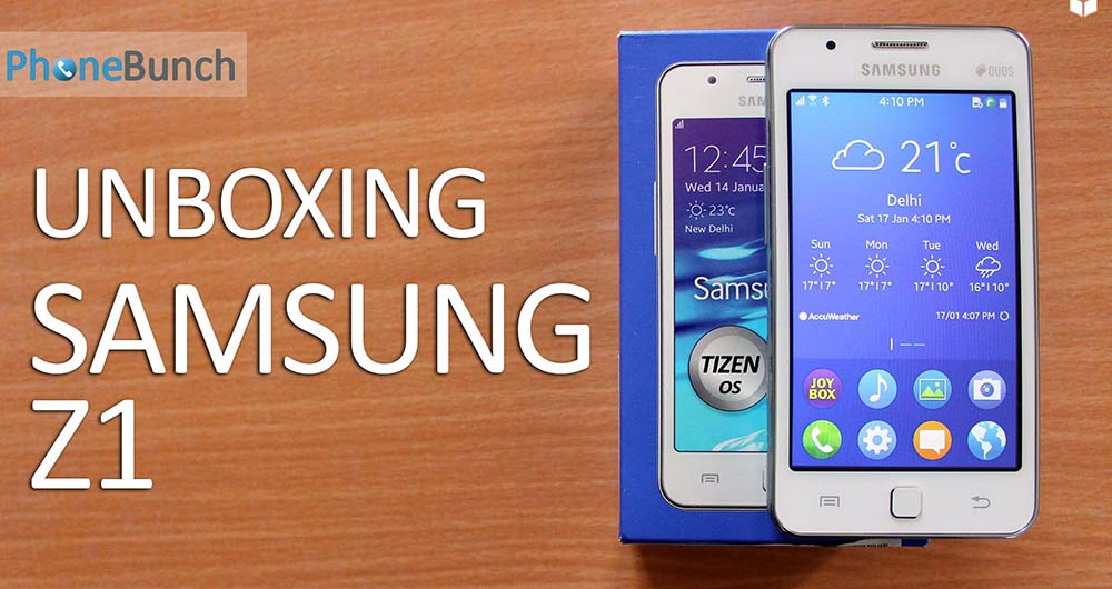سامسونگ نسخه جدید گوشی Z1 را تولید و عرضه میکند