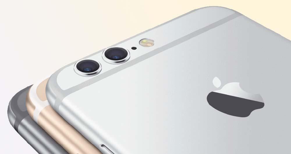 تصاویر ماژول دوربین دوگانه آیفون ۷ پلاس اپل منتشر شدند