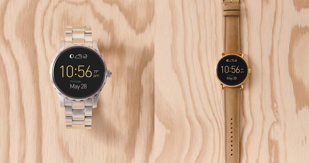 کمپانی Fossil دو ساعت هوشمند اندرویدی جدید را معرفی کرد