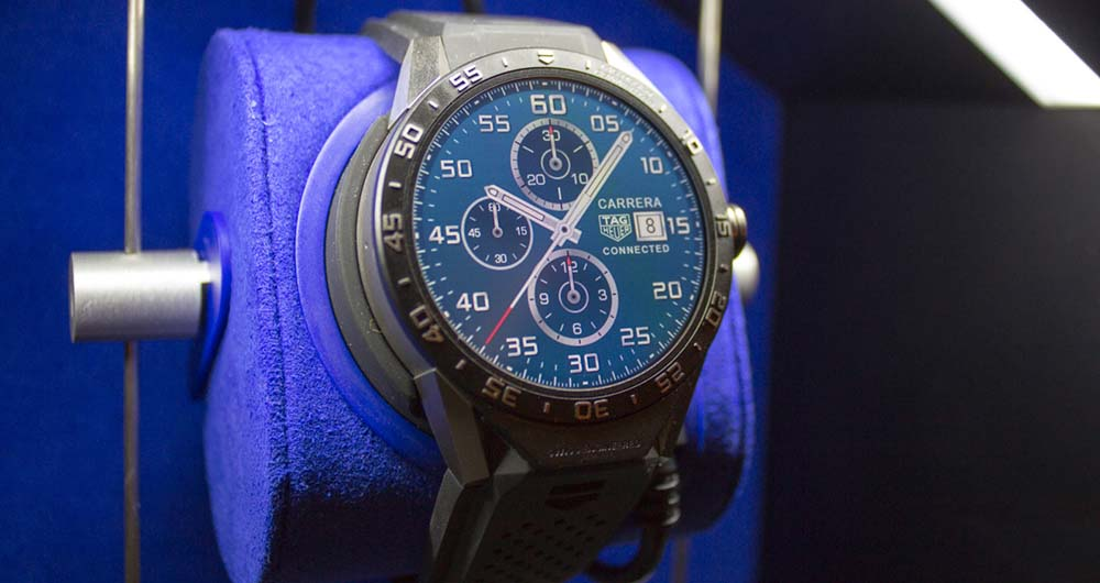 شرکت TAG Heuer: کلکسیون جدید ساعتهای هوشمندمان در سال ۲۰۱۷ عرضه میشود