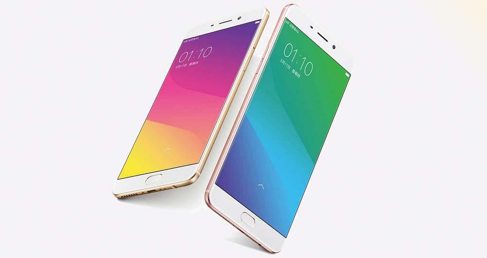 دو گوشی R9 و R9 Plus اوپو با تجهیز به تکنولوژی شارژ سریع VOOC رسما معرفی شدند
