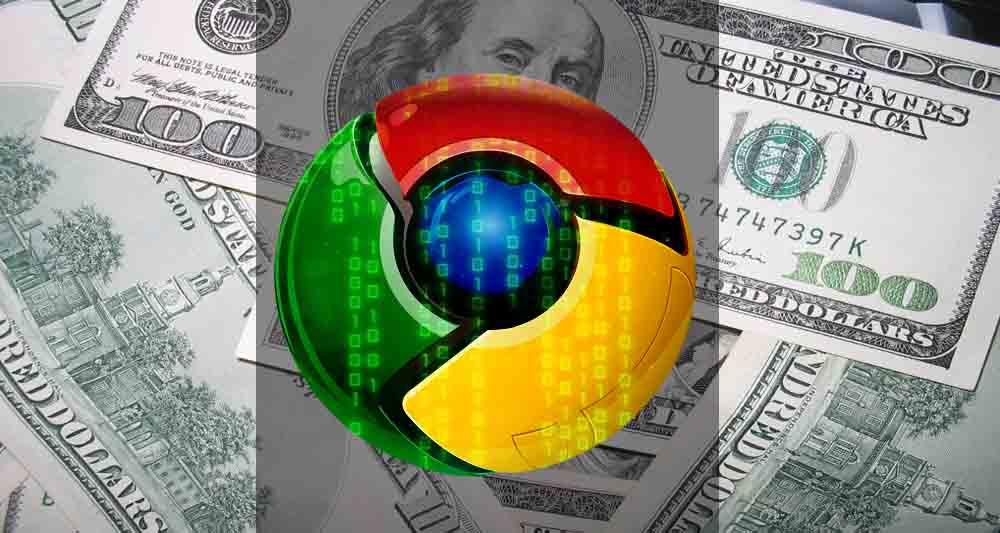 جایزه صد هزار دلاری گوگل برای هک کردن کروم بوک