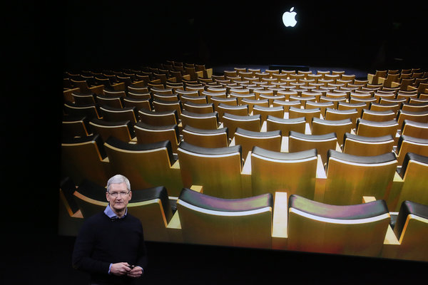 تیم کوک، مدیر عامل اپل