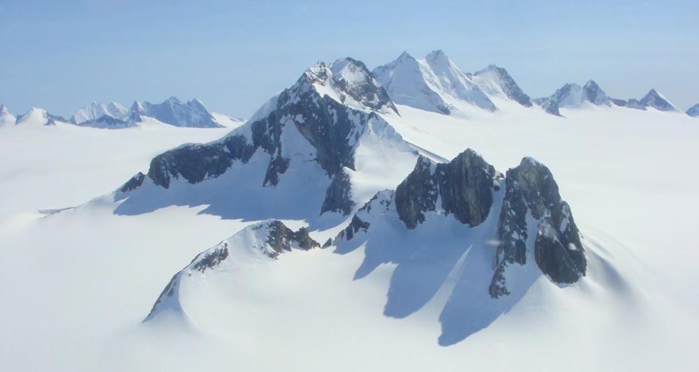 آب رفتن منطقهای از آلاسکا