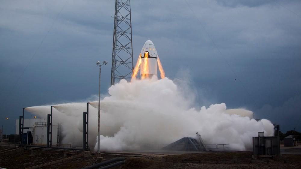 تلاش سوم اسپیس ایکس برای پرتاب ماهواره ناکام ماند