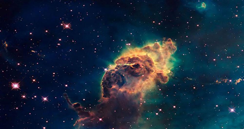 جوان ترین کهکشان دنیا کشف شد!