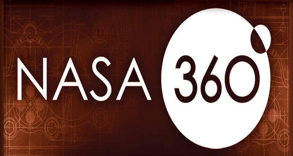 تصاویر پانوراما360 درجهای ناسا