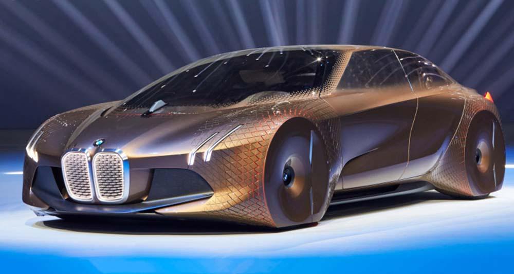 نمایش خودروی جدید BMW با هدف تسخیر آینده