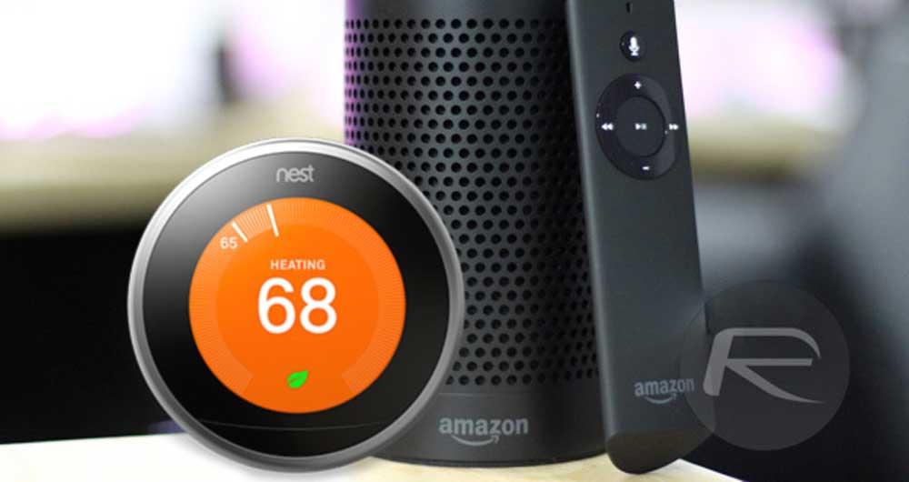 آمازون گرمایش خانههای هوشمند را کنترل خواهد کرد