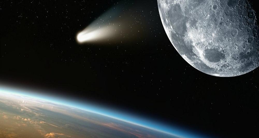 عبور ستاره دنباله دار