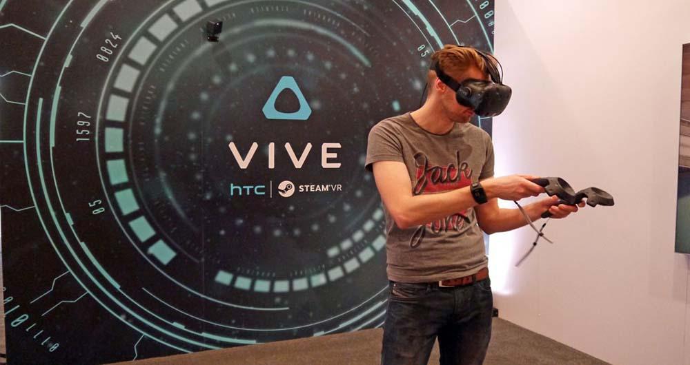 قیمت HTC Vive اعلام شد