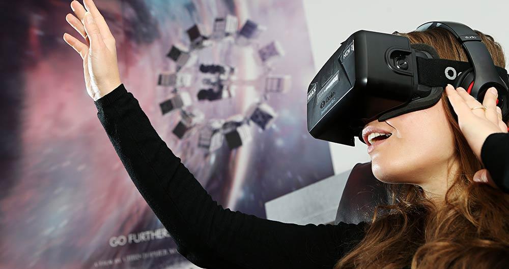 واقعیت مجازی و ترن های هوایی؛ هیجان هیجان هیجان