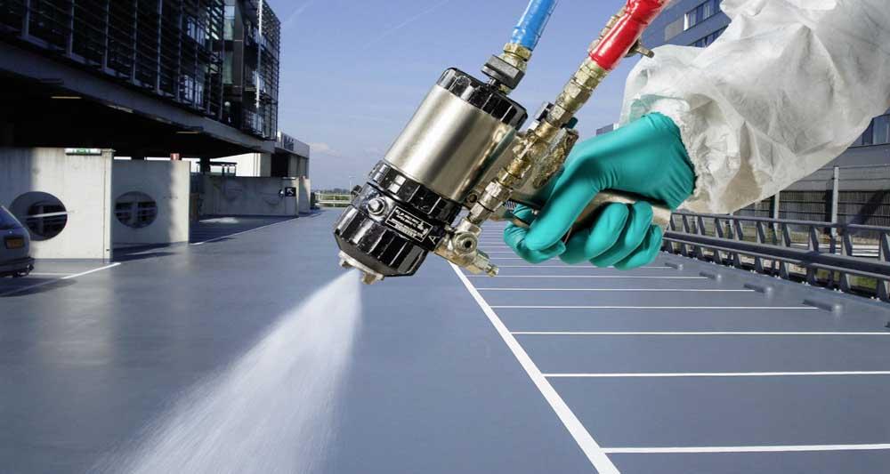 تولید روکش های پلیمری نامرئی ضد غبار