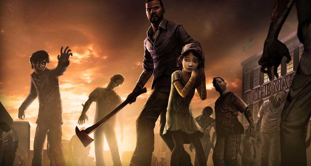 منتظر عرضه فصل سوم بازی The Walking Dead در سال جاری باشید