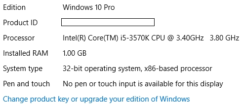 Windows-10-System-Type