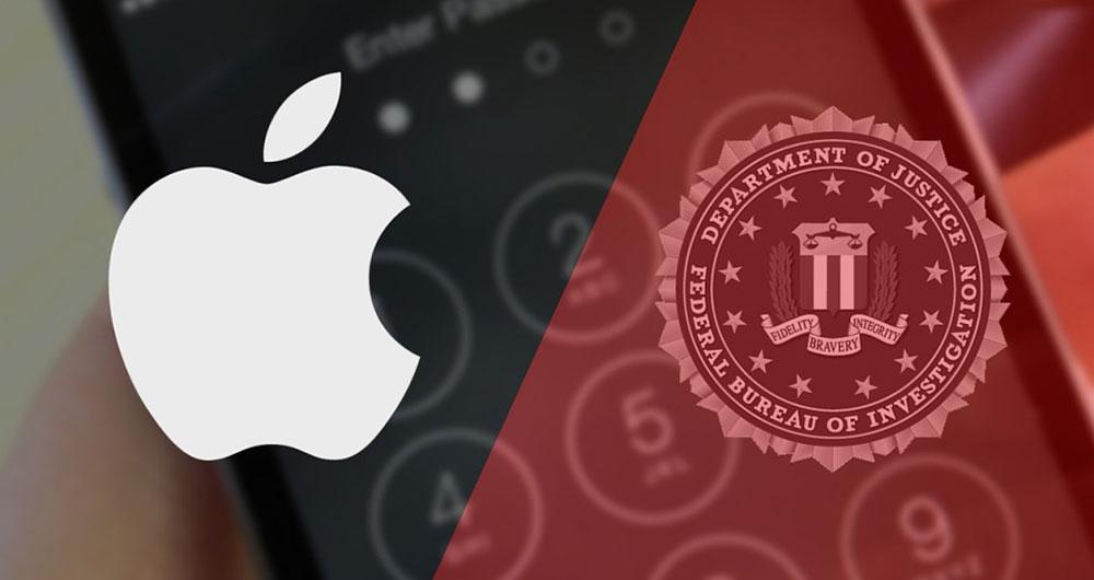 اپل از حقوق مردم آمریکا دفاع کرد