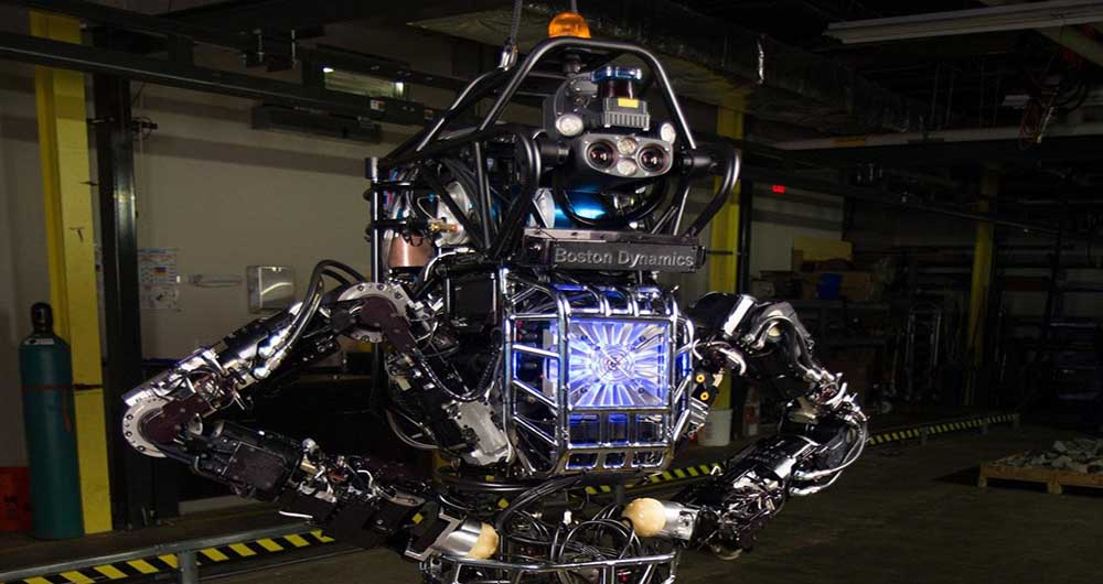 شرکت خالق ربات انسان نما فروخته می شود
