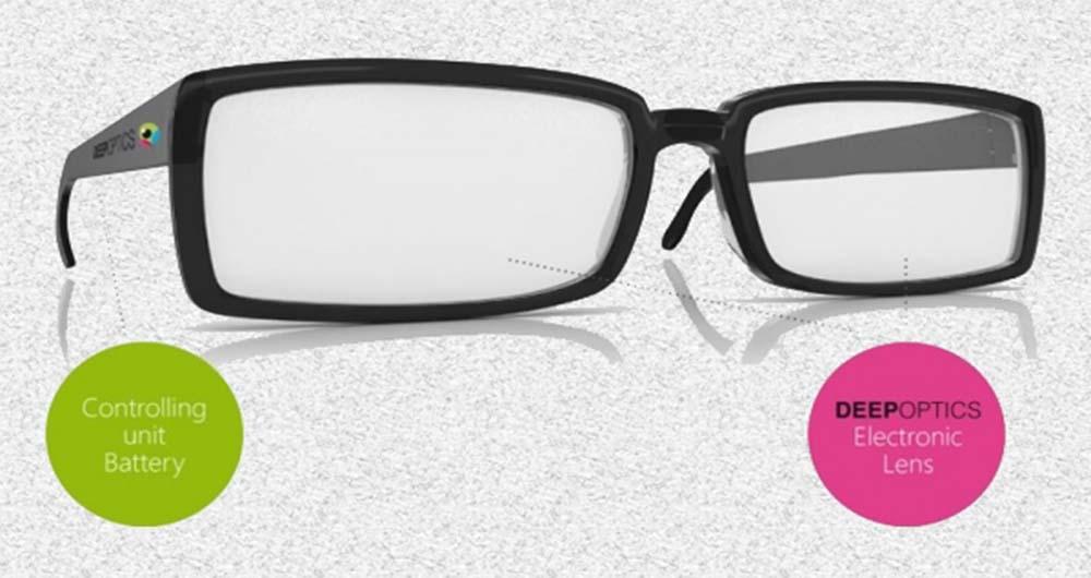با عینک های Omnifocals دیدی فوق العاده شفاف را تجربه کنید