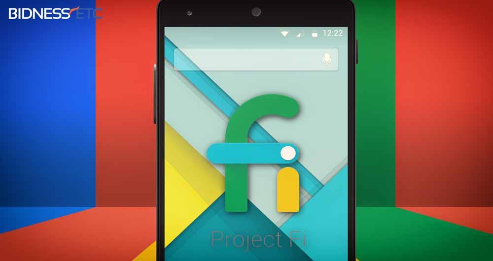 پروژه Fi گوگل در دسترس مردم آمریکا