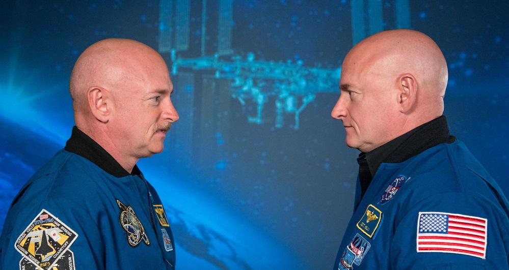 قد فضانورد ناسا ۵ سانتی متر افزایش پیدا کرد.