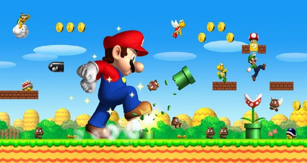 بازی محبوب ماریو