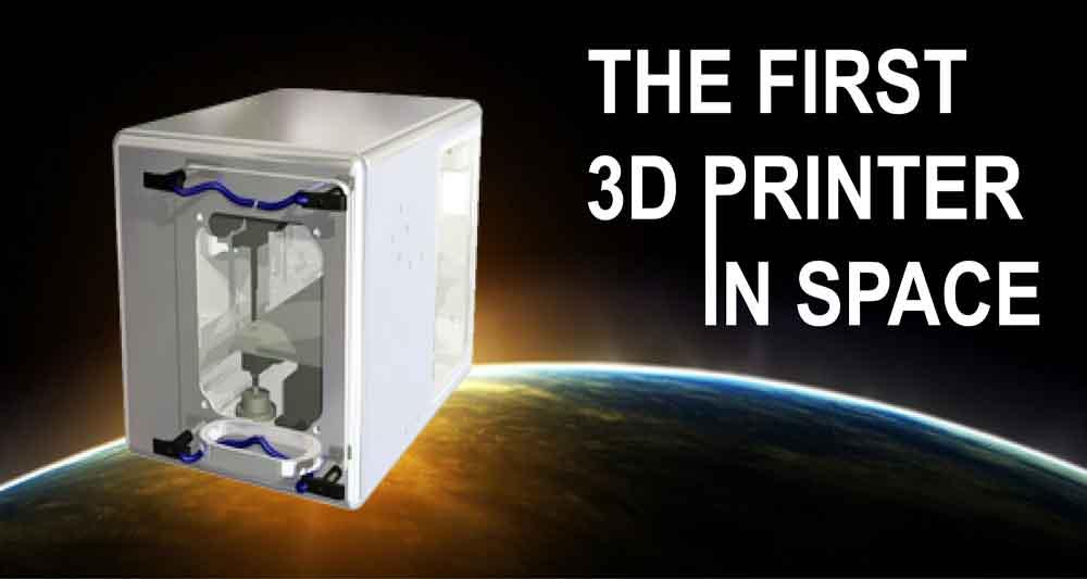 ارسال چاپگر سه بعدی ویژه به ایستگاه فضایی توسط ناسا