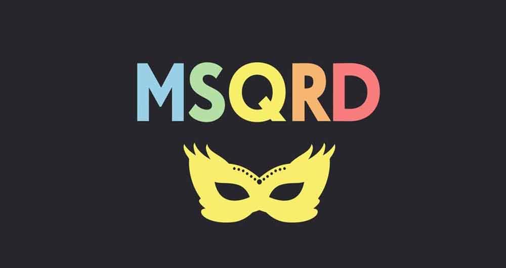 فیس بوک با MSQRD به جنگ snapchat می رود