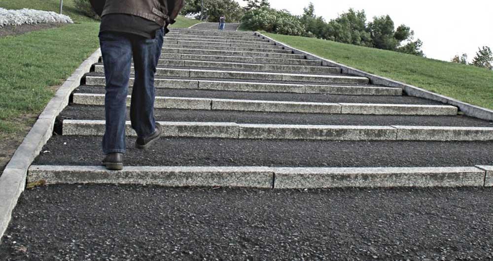 از پله بالا رفتن باعث جوانی مغز می شود