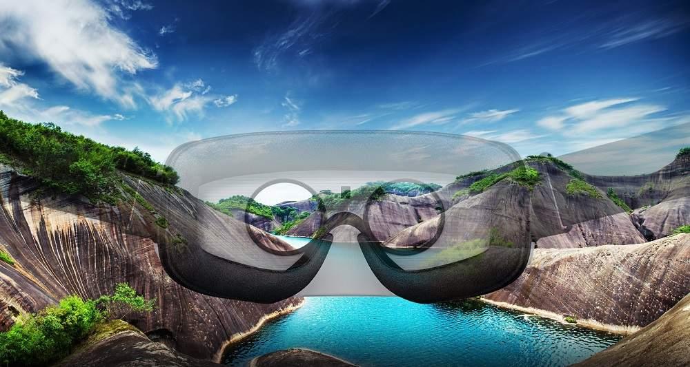 جهانگردی از طریق واقعیت مجازی